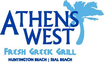 Athens West Logo